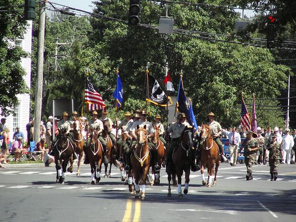 Memorial Day 2010 Avon CT parade
